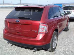 Used Parts 2008 Ford Edge 3 5l 9g 224 Aa Engine 6f50 6