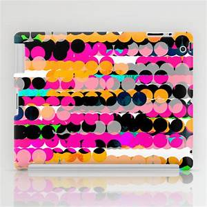 Fresh From The Dairy: Abstract iPad Cases