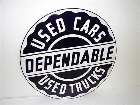 phenomenal  dodge dependable  cars single sided porc