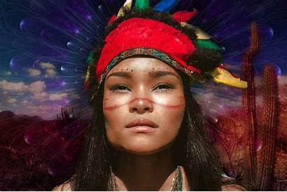 Indigenous Most Tribes Central America Special Substances