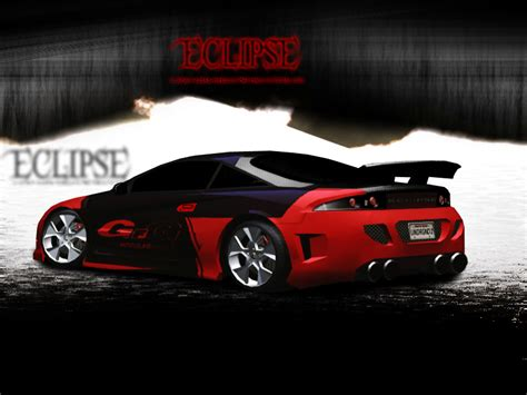ihnnnohu mitsubishi eclipse gsx wallpaper