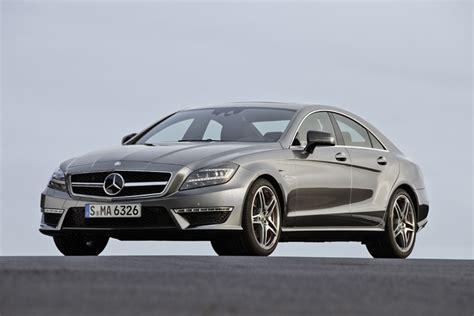 2011 Mercedes Cls 63 Amg  Car News