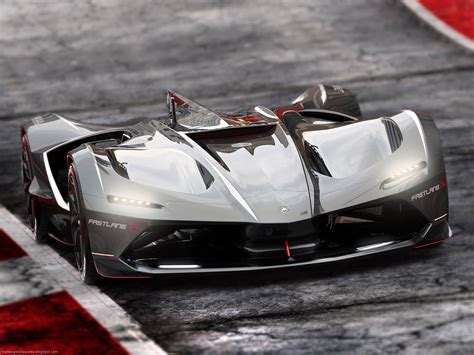 Ambitious Designer Dreams Up Autonomous Lamborghini