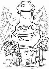 Stove Coloring Pages Stove2 sketch template