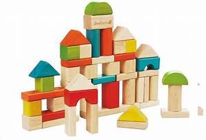 Cube En Bois Bébé : cubes en bois b b everearth jouet cologique d s 18 mois ~ Dallasstarsshop.com Idées de Décoration