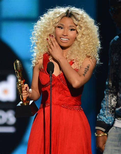 Nicki Minaj Billboard Nicki Minaj At The 2013 Billboard