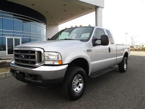 Buy used 2004 FORD F 250 SUPER DUTY XLT 4X4 FX4 8 FOOT BED