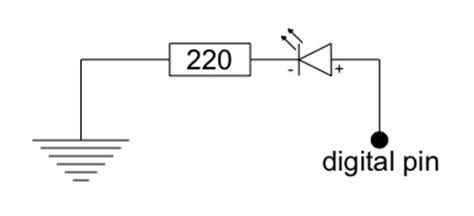 Arduino Components Infrared Emitter