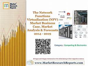 The Network Functions Virtualization (NFV) Market ...