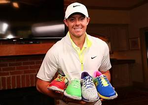 Rory McIlroy Laces Up for Kids Impacted by Cancer at the ...