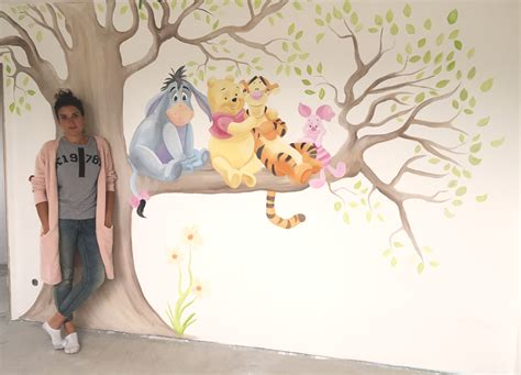 Wandbemalung Selber Machen by Wandmalerei Kinderzimmer Selber Machen Bildergalerie Ideen