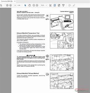 Diagram  Download Cummins Ism Qsm11 Series Engine Repair