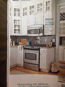 22 best condo kitchen images on pinterest dream kitchens for Best brand of paint for kitchen cabinets with wicked stickers