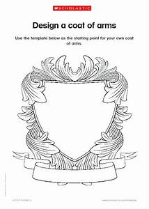 gallery for gt coat of arms template With make your own coat of arms template