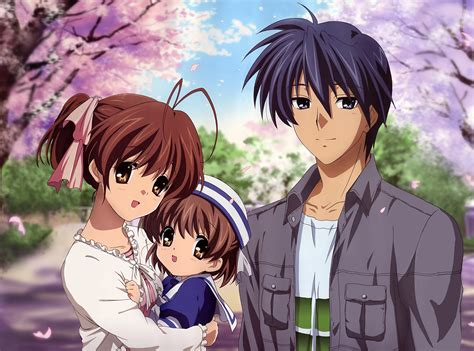 Clannad Anime Wallpaper - clannad wallpapers 3 the null set
