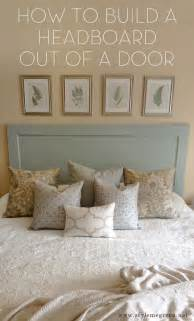 Make Your Own Headboard Ideas by Homemade Headboard On Vaporbullfl Com