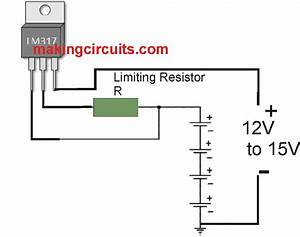simple constant current battery charger circuits With constant current battery charger circuit this is a adjustable constant