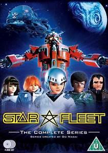 Star Fleet X Bomber: The Complete Series DVD Zavvi com