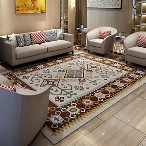 tapis pour salon moderne 16 idees de decoration With tapis pour salon moderne