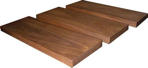 wood shelf brackets floating wood shelf solid black walnut floating shelf 50mm