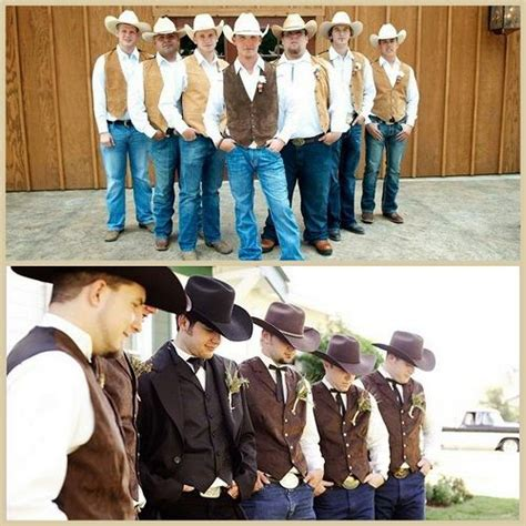 Western Wedding Mens Attire