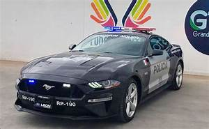 New Ford Mustang Police Interceptor On The Way For Australia