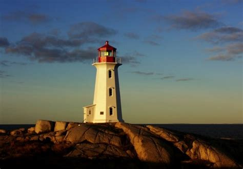 the light house painting the lighthouse at peggy s cove a beacon or a