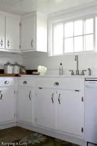 White Kitchen Cabinets Remodel Idea
