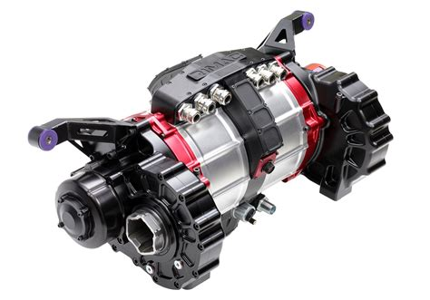 Electric Motor Development by Rimac Offering Electric Motors For Small Volume Boutique