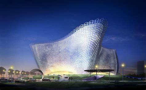 contemporary interior home design theatre putuo zhoushan opera house gresham smith and