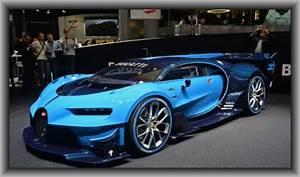 2017 Bugatti Vision Gran Turismo News - Cars News 2016