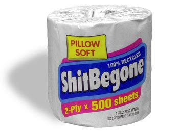 toilet roll brand names shitbegone toilet paper is seeking a new home