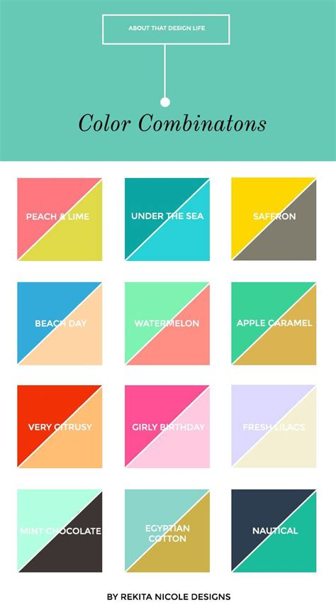 color pairs how to match your colors in your social media posts