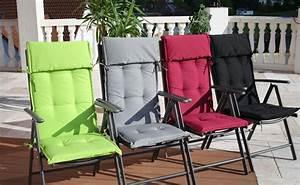 Sitzauflagen Für Hochlehner : gartenstuhl auflagen sunny comfort sitzauflagen sitzpolster hochlehner polster ebay ~ Orissabook.com Haus und Dekorationen