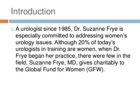 Suzanne Frye Urologist by The Global Fund For S 25th Anniversary Gala