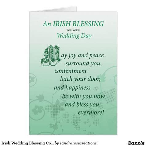 Best 25 Irish Wedding Blessing Ideas On Pinterest Wedding Blessing