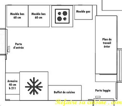 refaire sa cuisine refaire sa cuisine projet avant travaux composition de la cuisine à l origine plan sol plans