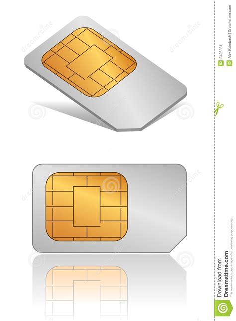 sim card stock image image