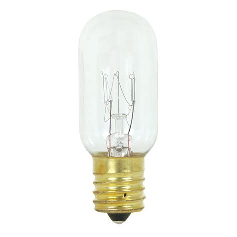 40 watt incandescent bulb feit electric 40 watt t8 bright white incandescent light 3907