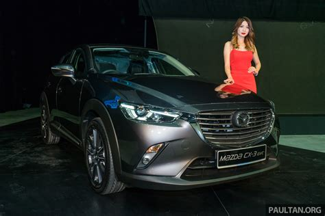 2017 Mazda Cx-3 With G-vectoring Control