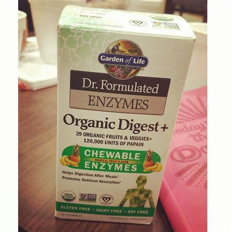Garden Of Enzymes by Garden Of Dr Formulated Probiotics Enzymes Fiber