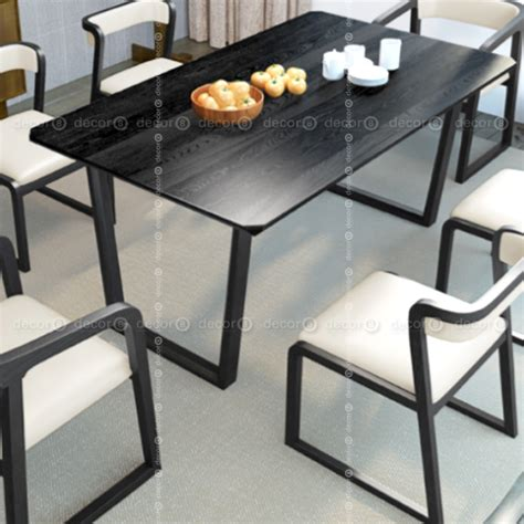 black dining furniture set easton table and ch on carlisle