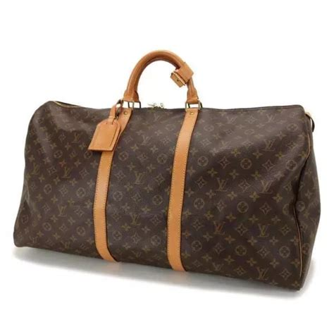 louis vuitton keepall  travel luggage boston carry  travel bag  sale   weekend