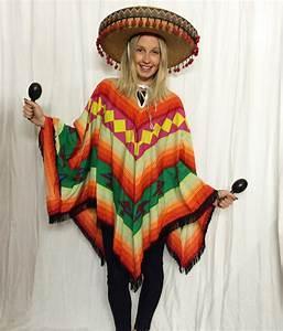 Pancho Vetement Femme : poncho mexicain ~ Preciouscoupons.com Idées de Décoration