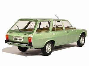 Peugeot 504 Break : peugeot 504 break 1976 modelcar 1 18 autos miniatures tacot ~ Medecine-chirurgie-esthetiques.com Avis de Voitures