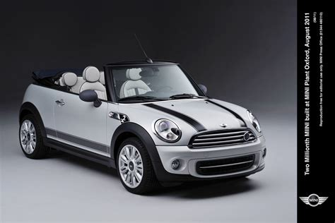 Mini Cooper Convertible Picture by Mini Convertible By Car Magazine