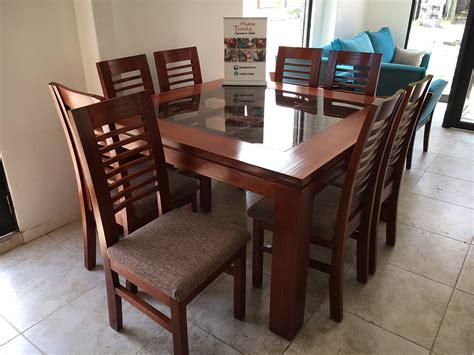 comedor trilach  sillas cuadrado muebles tomas