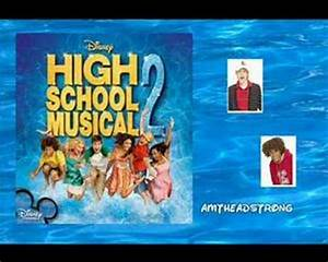 High School Musical 2 Songs - YouTube