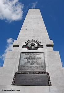 Polygon Wood: Australian & New Zealand Memorials : WW1 ...