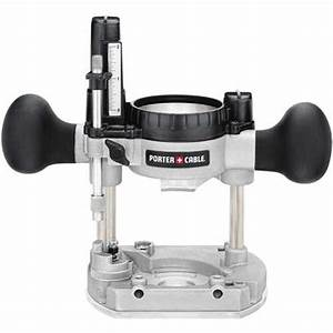 Porter Cable Product Details For Plunge Base For Compact